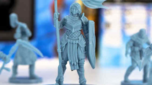 Pre-Order Helena & Her Rallied Peasants For Godtear!