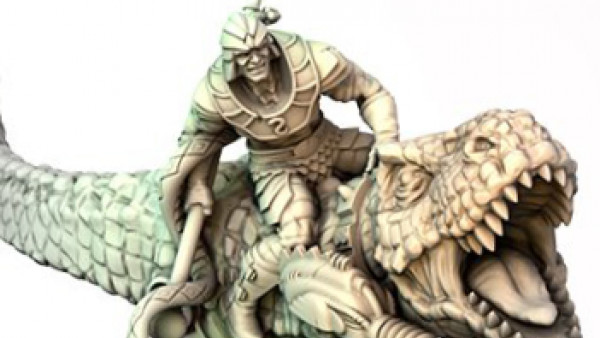 Snap Up King Hsss For Archon's Masters Of The Universe Range