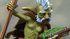Speedo-Wearing Goblin Wins The Hero Forge Creator Competition!