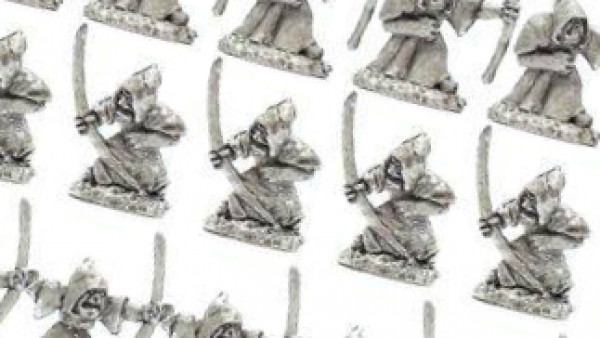 Snap Up 12mm Night Orcs & Monsters For Pendraken's Warband