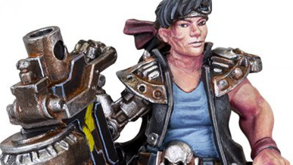 New Necromunda Gunners Lock & Load For House Orlock