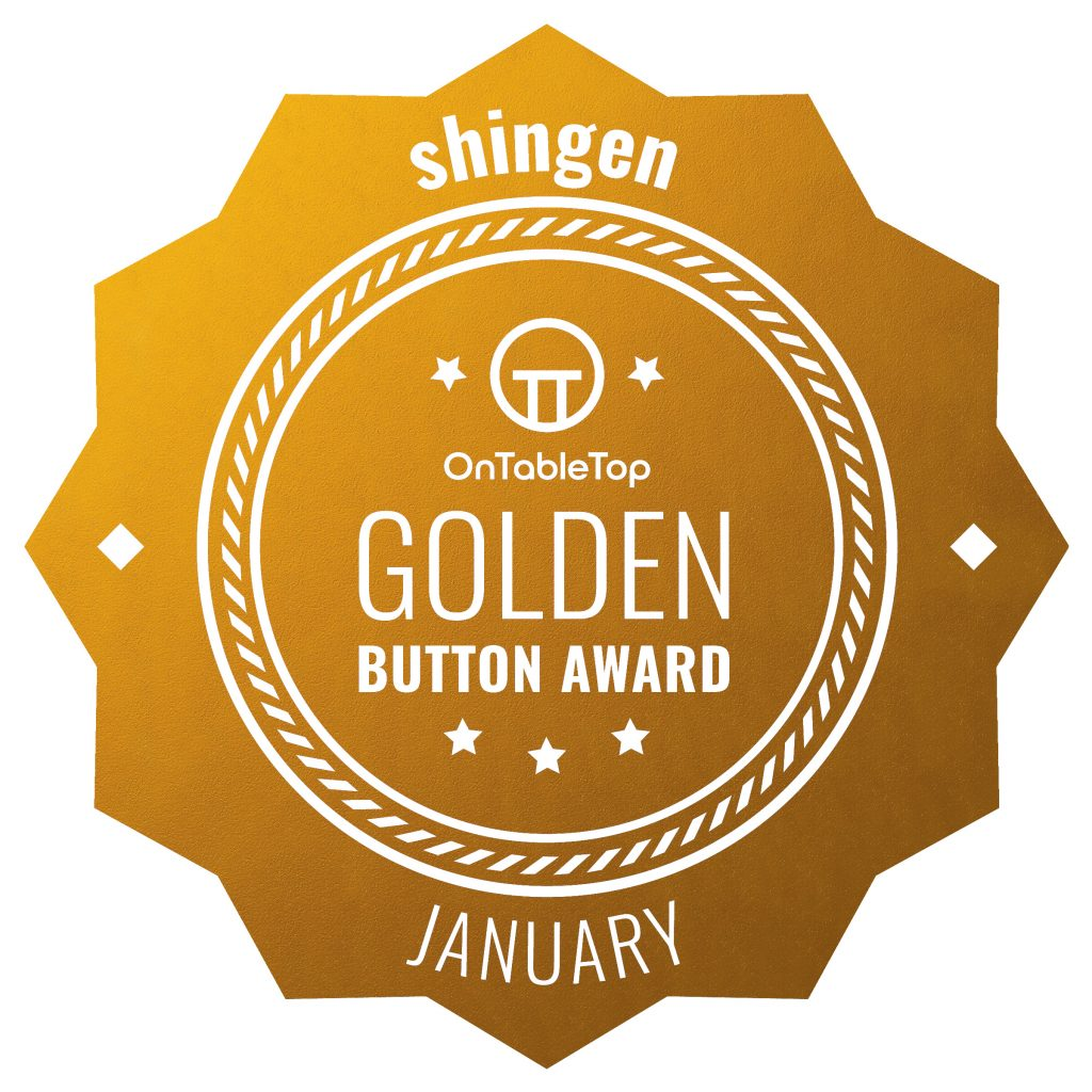 shingen-Badge