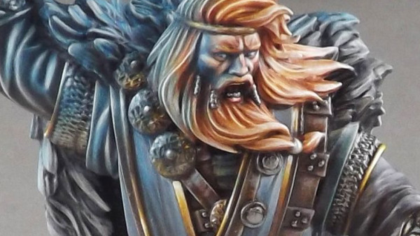 Monolith Preview The Mighty Thor For Mythic Battles: Ragnarok