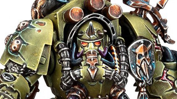 Grab The Death Guard Codex & New Warhammer 40K Miniatures