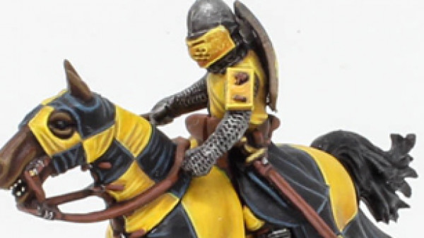 Fireforge Games Release New Western Knights Plastic Kit