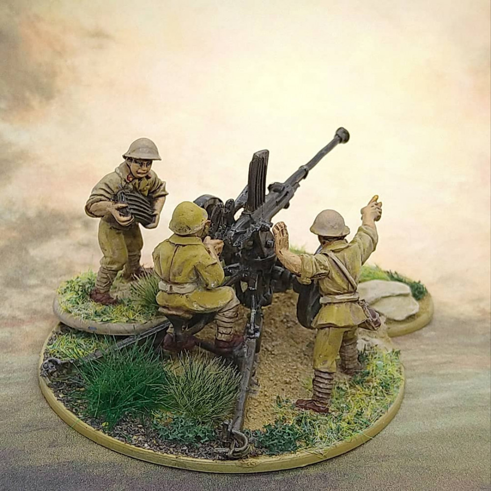 Bolt Action Japanese 1000pts army