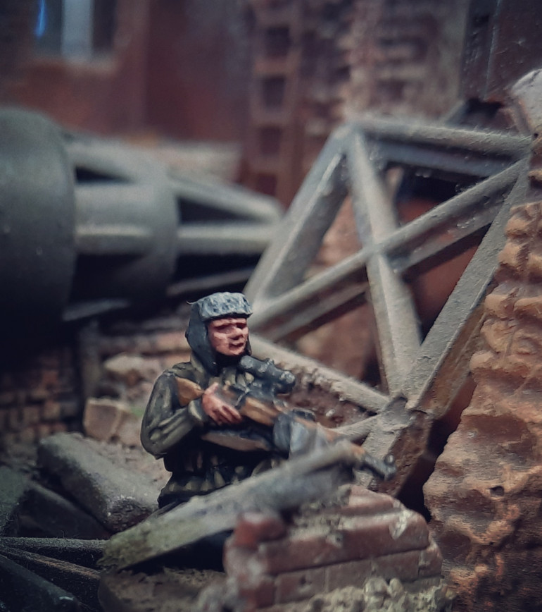 Red Army Marksman...