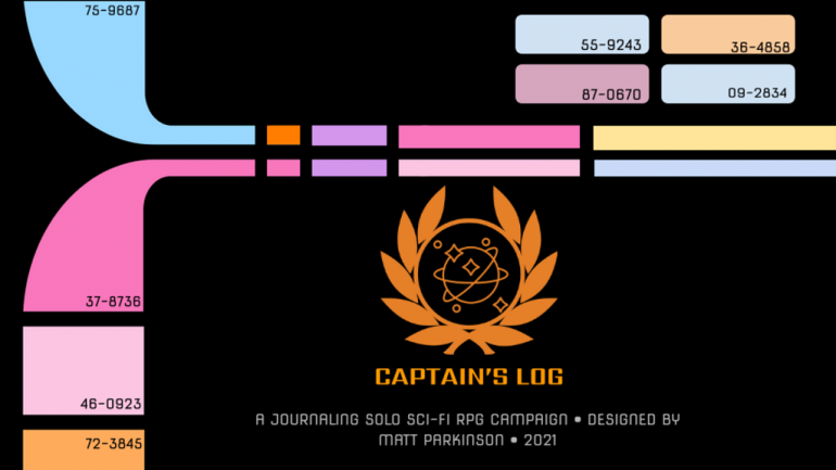 Captain's Log
