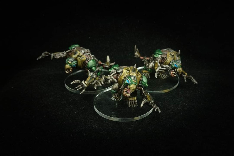 Overchargers painted by Paul