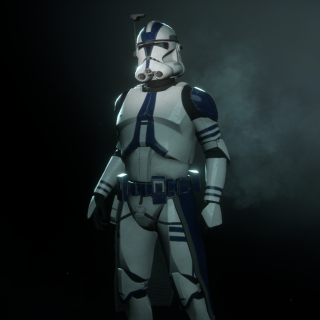 Reference Images from Star Wars: Battlefront II Set Two