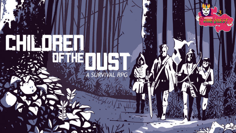 Children Of The Dust: A Survival RPG