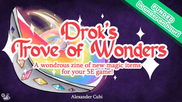 Drok's Trove of Wonders