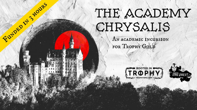 The Academy Chrysalis