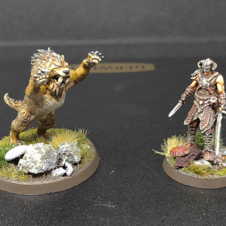 Beast Encounters and Objective Markers
