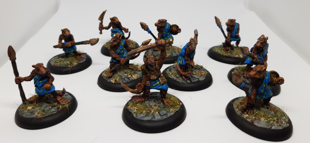First Gnawlochs finished