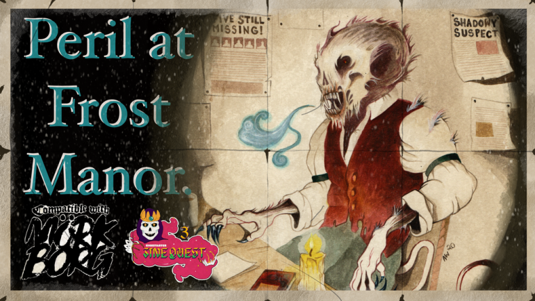 Peril At Frost Manor