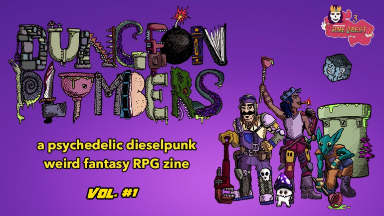 Dungeon Plumbers Vol #1