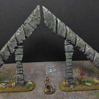 Bleak Falls Barrow terrain expansion - finished!