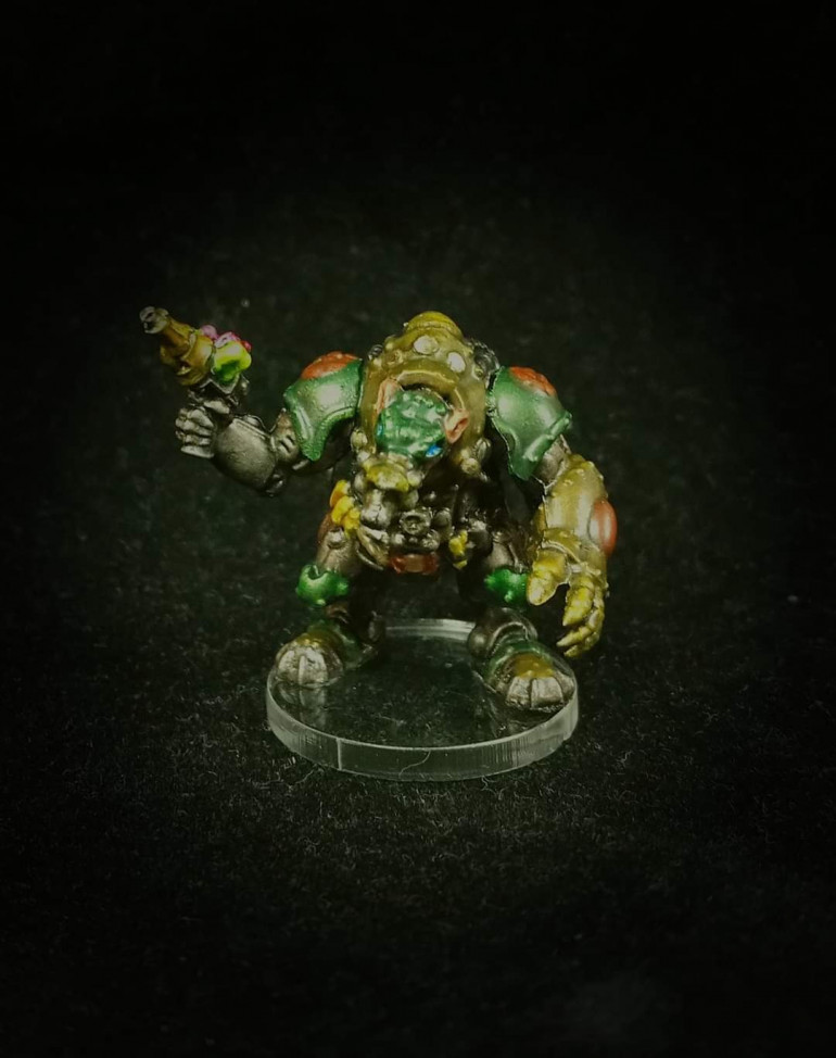 Progenitor Thorn painted by Paul