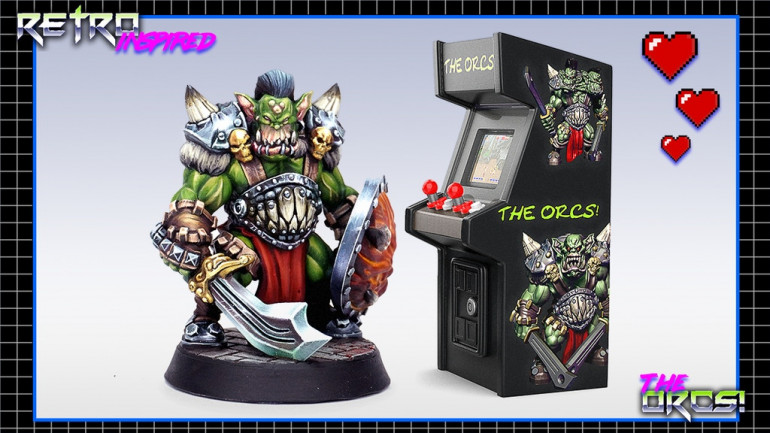 The Orcs!