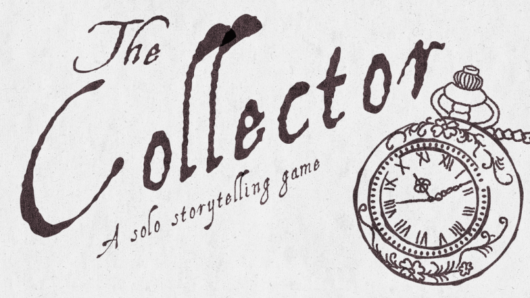 The Collector - A ZineQuest project