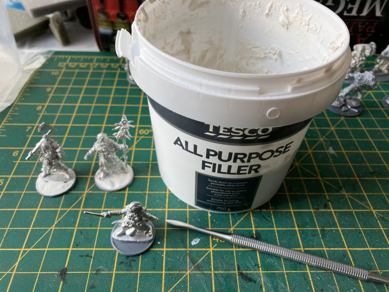 Filling out the bases