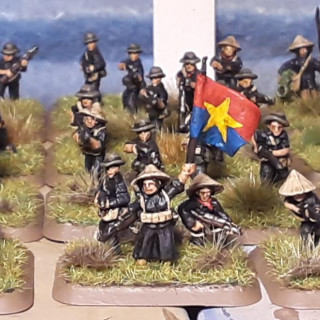 2nd Local Forces Company (Red Company)