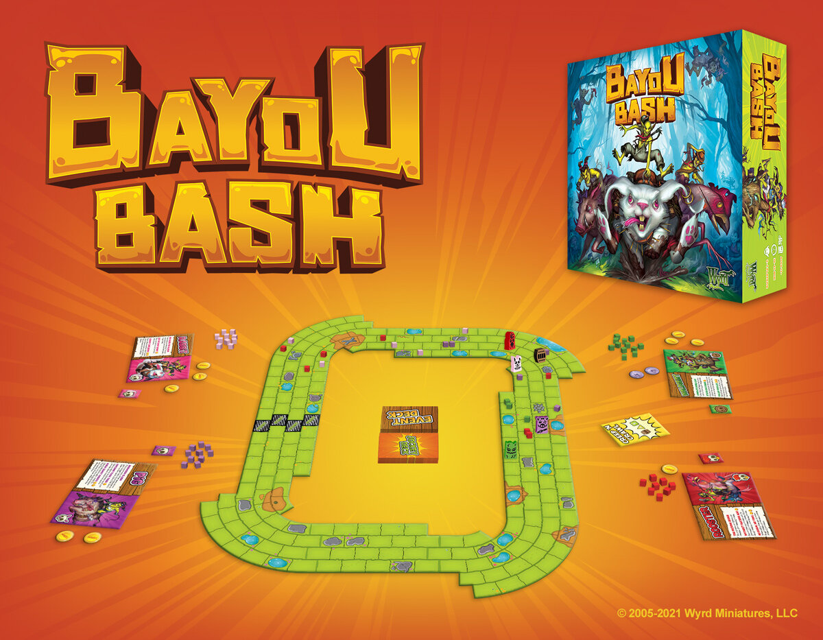 Bayou Bash - Wyrd Games