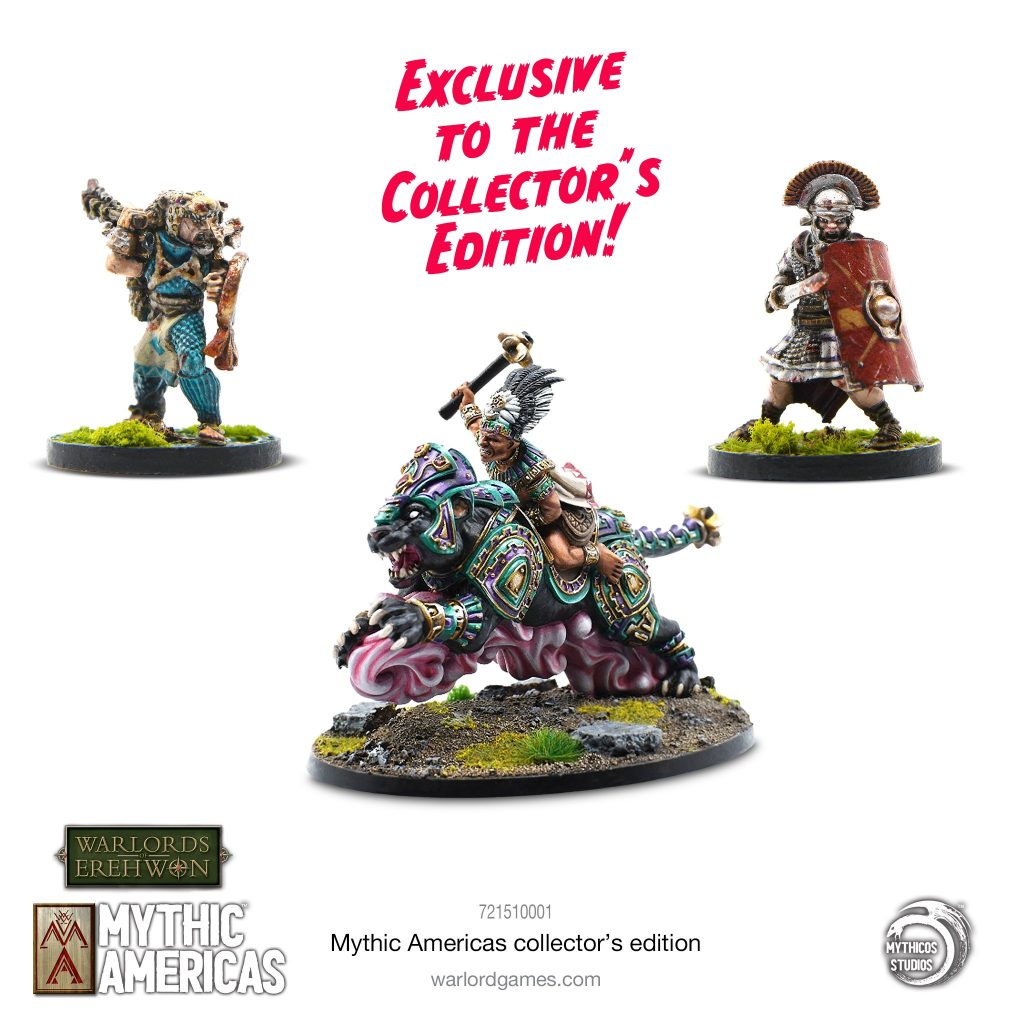 Collectors Edition Exclusives - Warlord Games