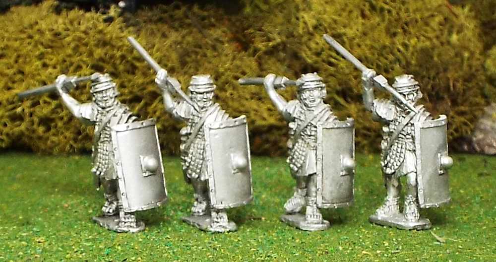 Early Imperial Roman Legionaries #1 - 1st Corps