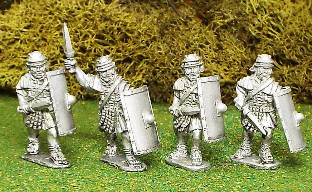 Early Imperial Roman Legionaries #2 - 1st Corps