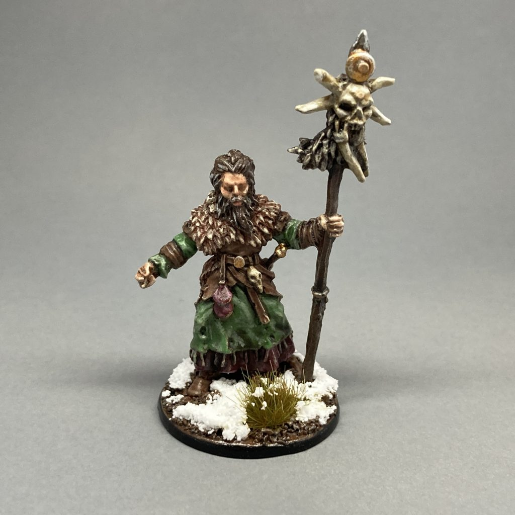 Frostgrave Barbarians #1 by Demonsub