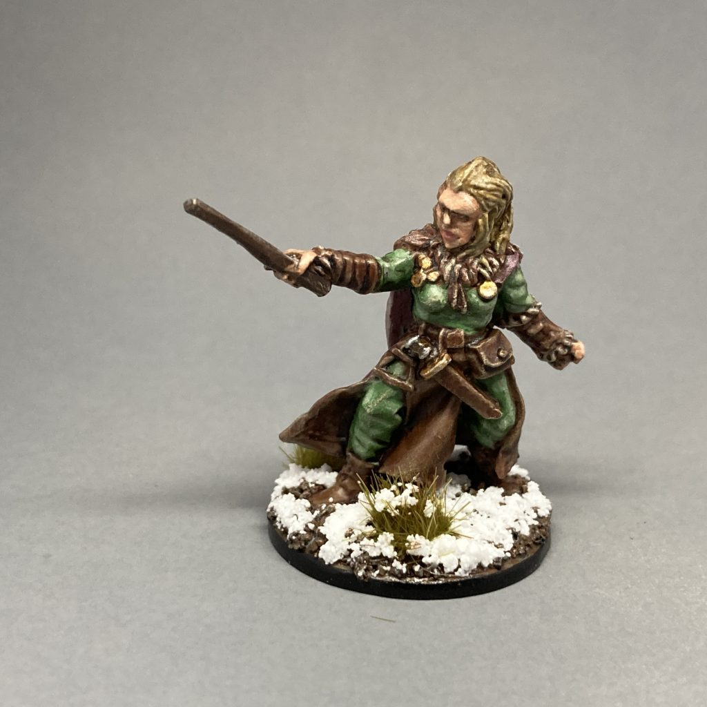 Frostgrave Barbarians #2 by Demonsub