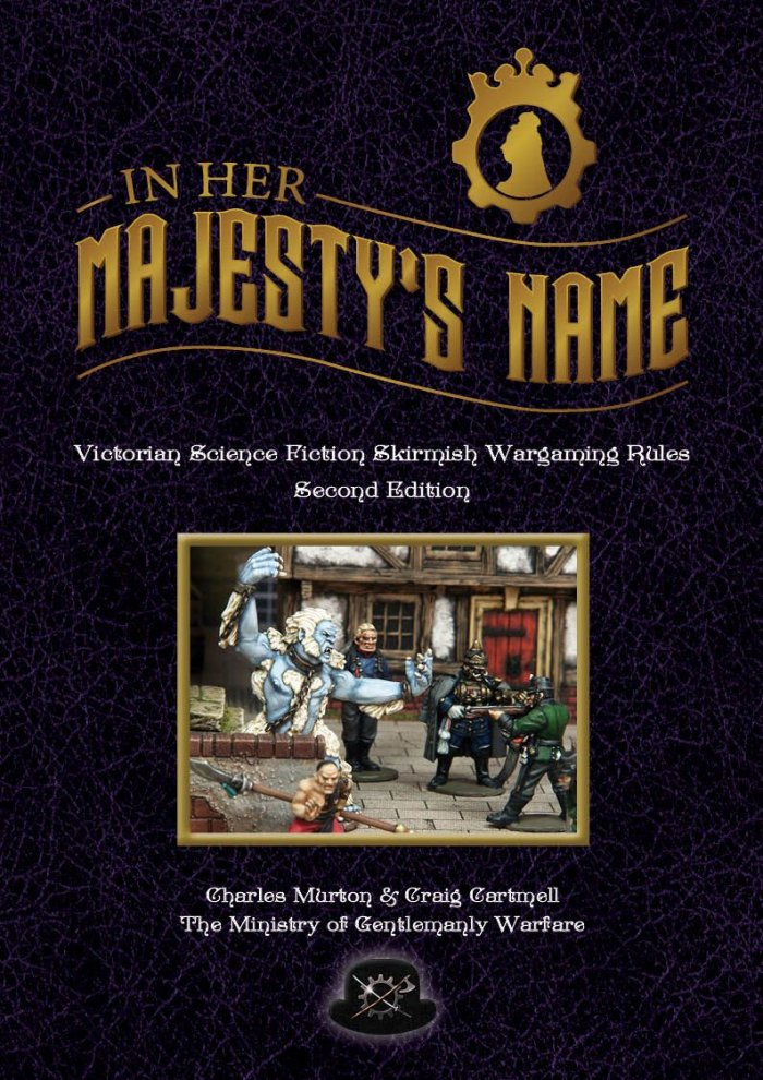 In Her Majestys Name - The Ministry Of Gentlemanly Warfare