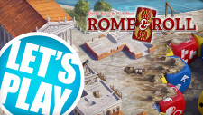 Let's Play: Rome & Roll | PSC Games