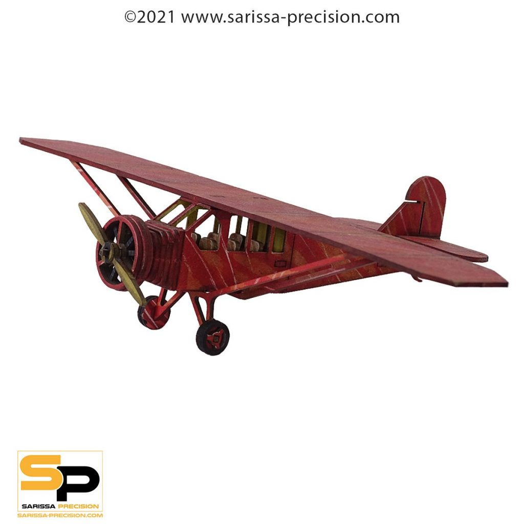 Light Plane #1 - Sarissa Precision