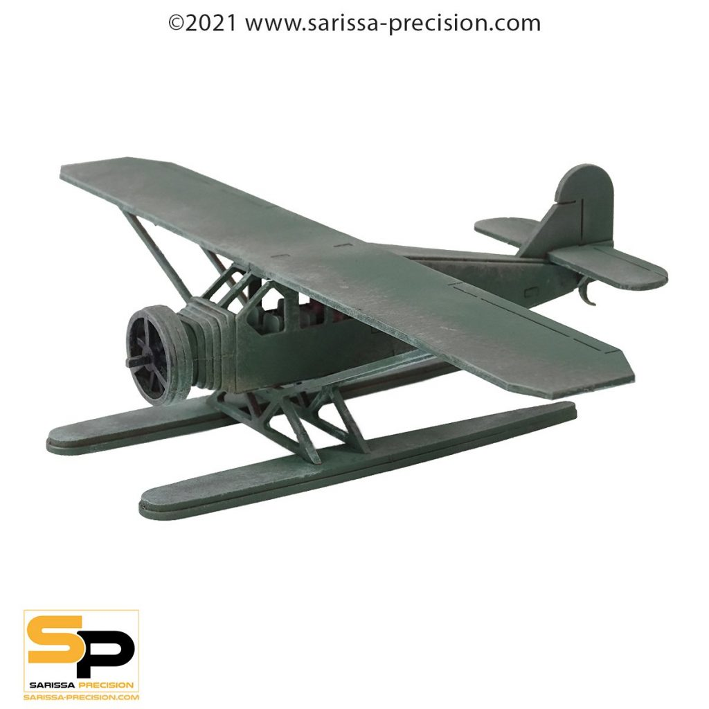 Light Plane #2 - Sarissa Precision
