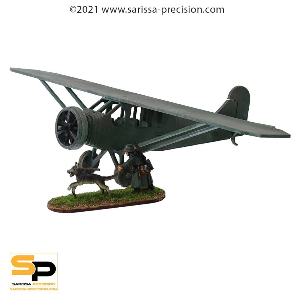 Light Plane Scale - Sarissa Precision