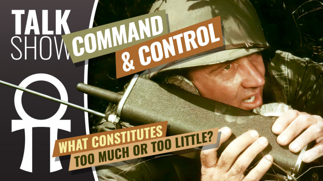 Cult of Games XLBS: How Do You Control Your Command On The Tabletop?