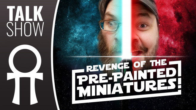 Cult Of Games XLBS: Star Wars – Revenge Of The Pre-Painted Miniatures!