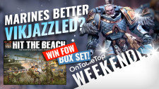 WIN The Best WW2 15mm Wargaming Starter Set; Flames Of War Hit The Beach #OTTWeekender