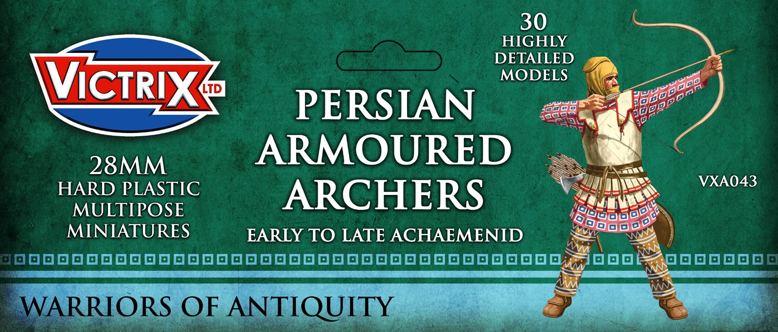 Persian Armoured Archers - Victrix