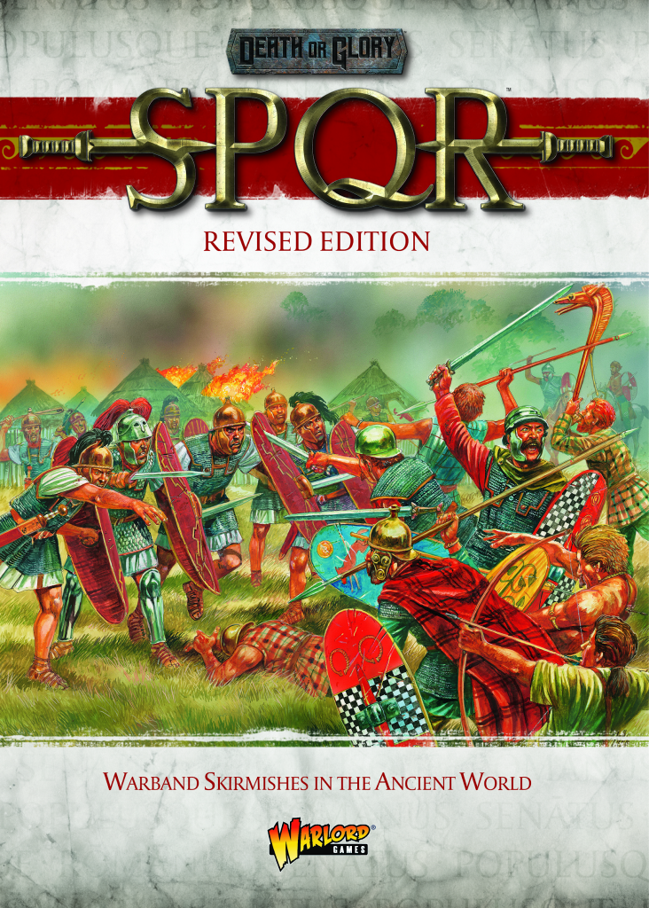SPQR Revised Edition - Warlord Games