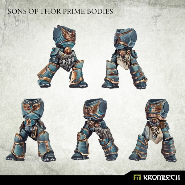 Sons Of Thor Prime Bodies - Kromlech