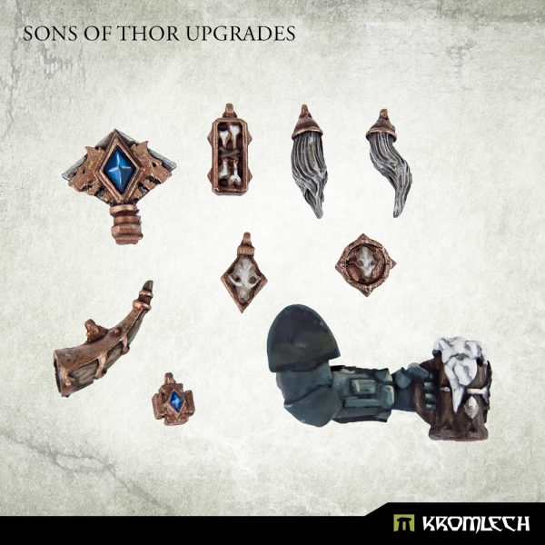 Sons Of Thor Upgrades - Kromlech
