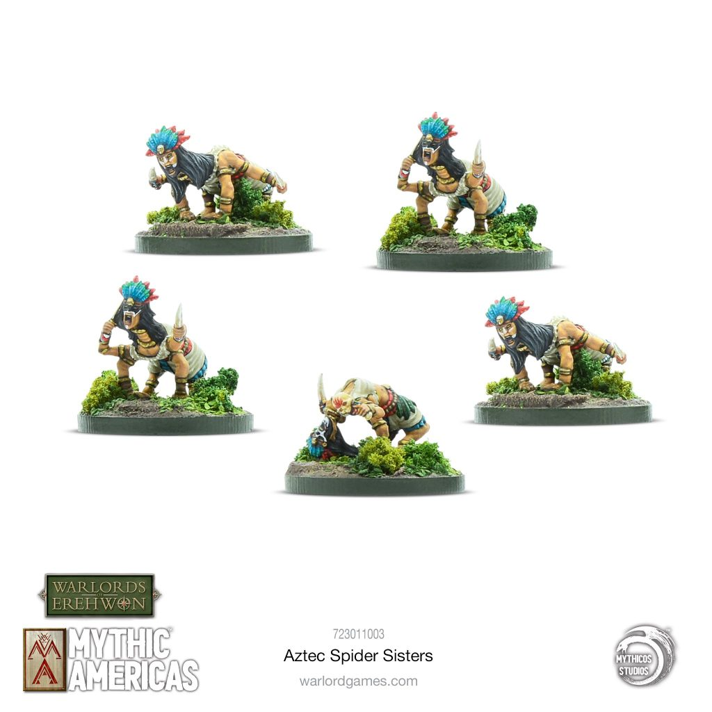 Spider Sisters - Warlord Games