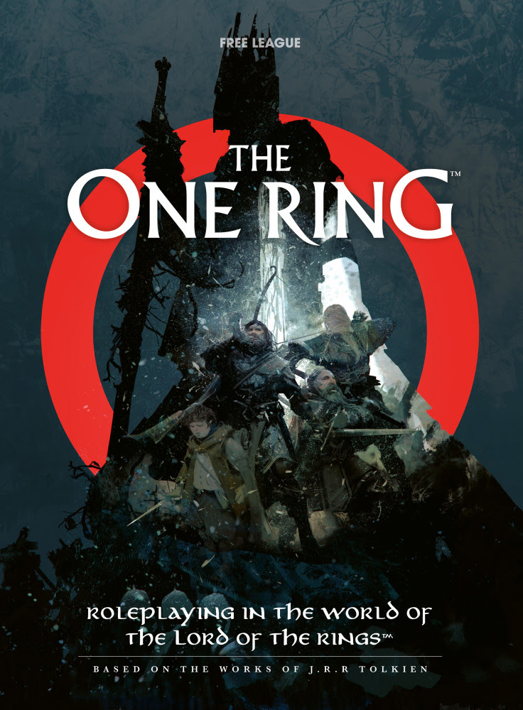 The One Ring - Free League Publishing
