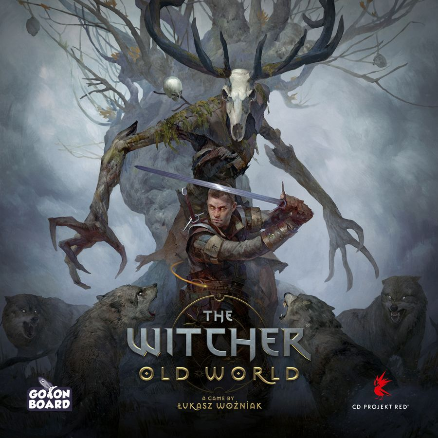 The Witcher Old World - Go On Board