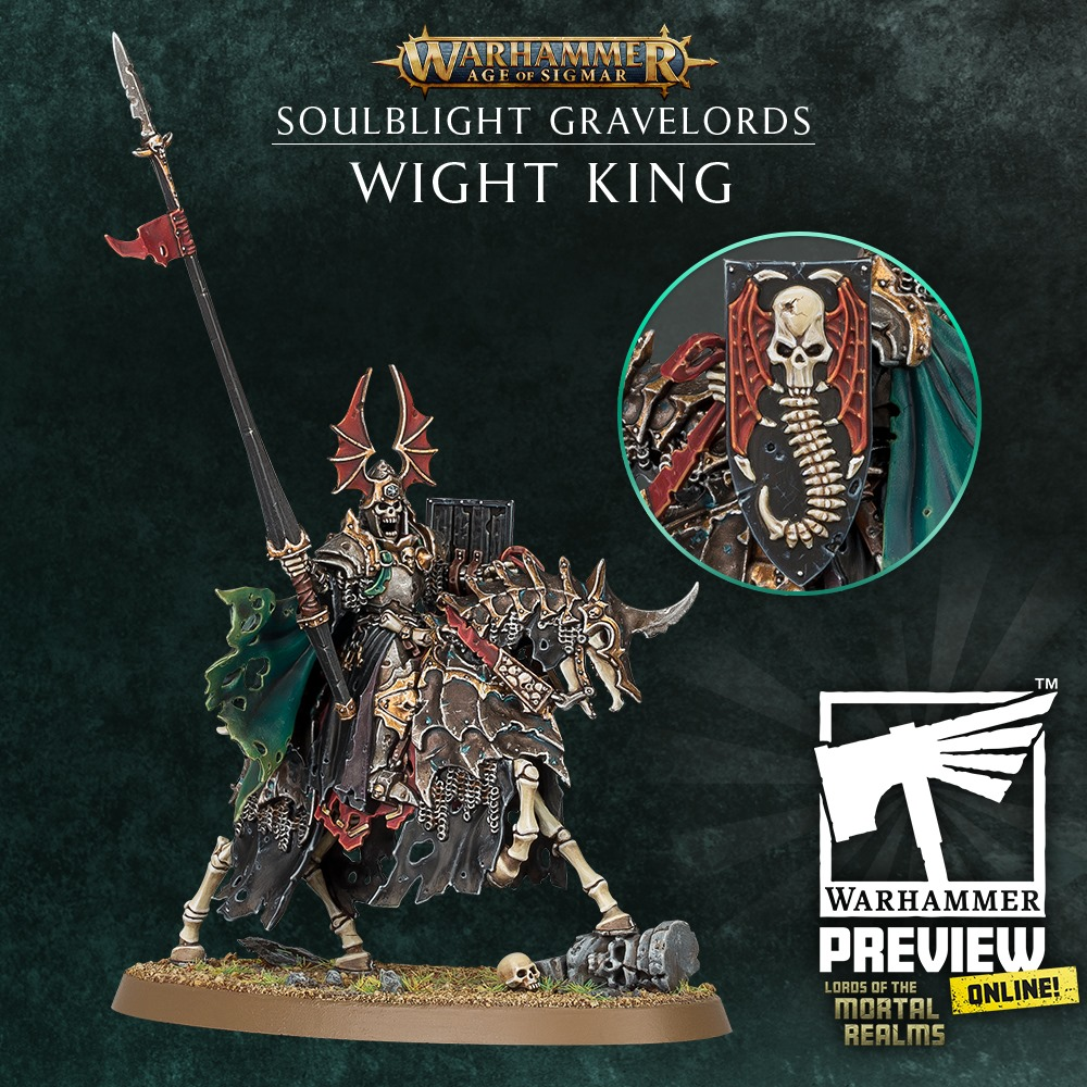 Wight King - Age Of Sigmar