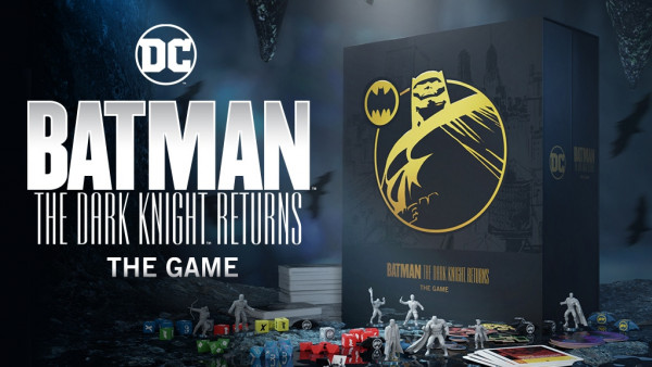 The Dark Knight Returns To Kickstarter Soon With Cryptozoic